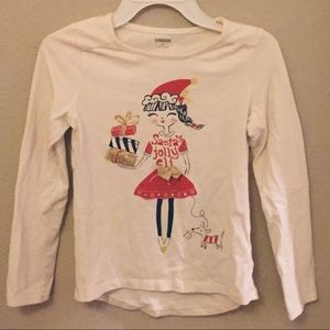 🎁 Gymboree Holiday Shirt